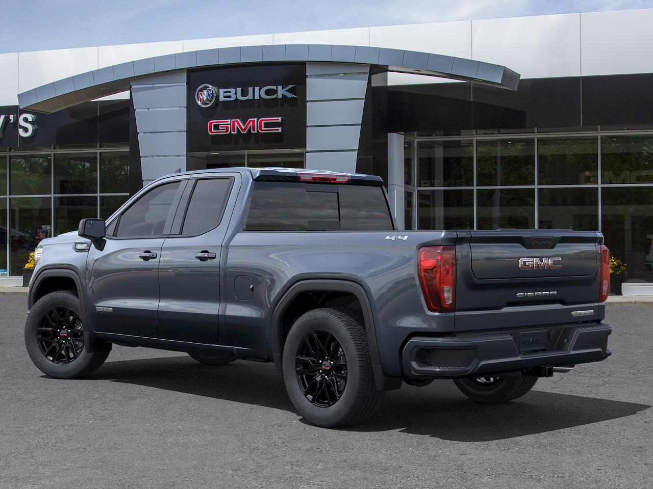 2021 GMC Sierra 1500 Double Cab 4x4, Pickup #221399 - photo 4
