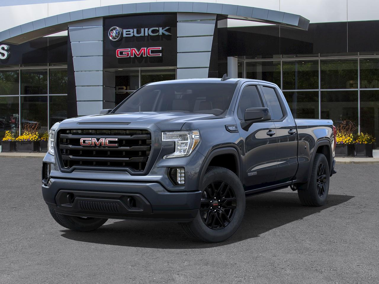 2021 GMC Sierra 1500 Double Cab 4x4, Pickup #221399 - photo 6