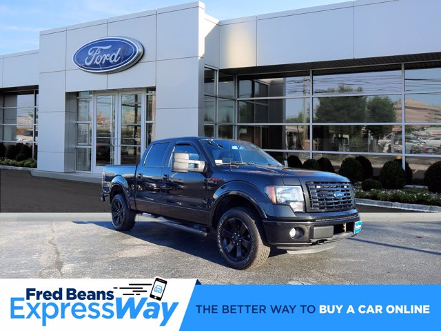 2012 Ford F-150 Super Cab 4x4, Pickup #W001030E - photo 1
