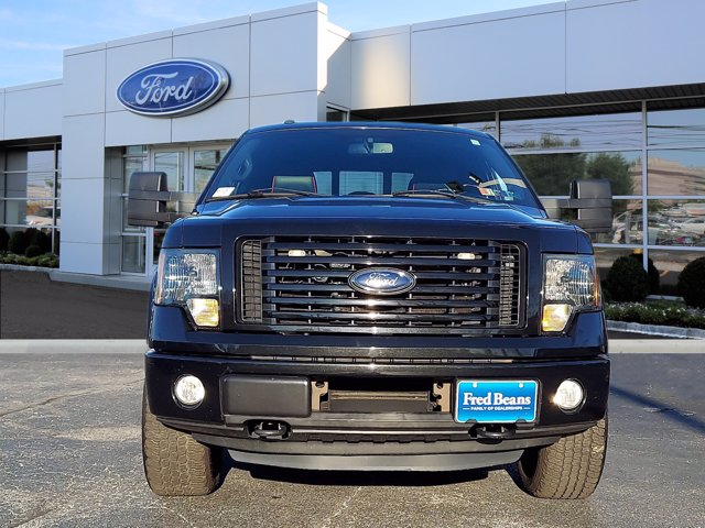 2012 Ford F-150 Super Cab 4x4, Pickup #W001030E - photo 3