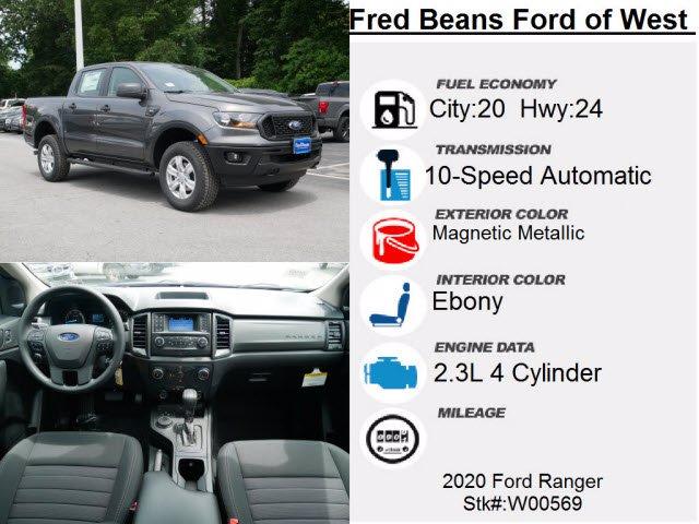 2020 Ford Ranger SuperCrew Cab 4x4, Pickup #W00569 - photo 14
