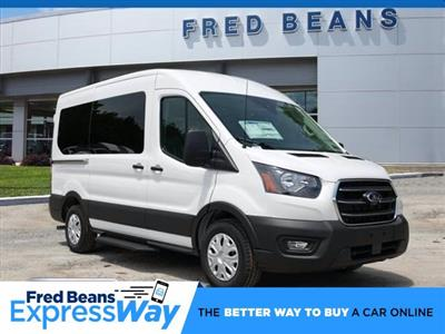 2020 Ford Transit 150 Med Roof RWD, Passenger Wagon #W00570 - photo 1