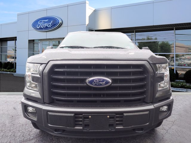2015 Ford F-150 Super Cab 4x4, Pickup #W00630E - photo 4