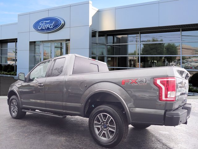2015 Ford F-150 Super Cab 4x4, Pickup #W00630E - photo 5