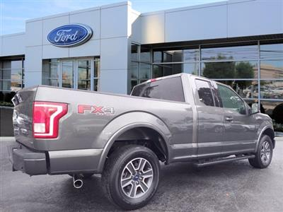 2015 Ford F-150 Super Cab 4x4, Pickup #W00630E - photo 2