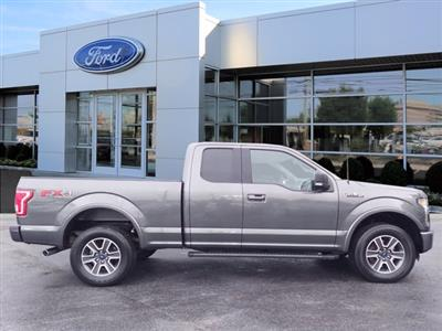 2015 Ford F-150 Super Cab 4x4, Pickup #W00630E - photo 6