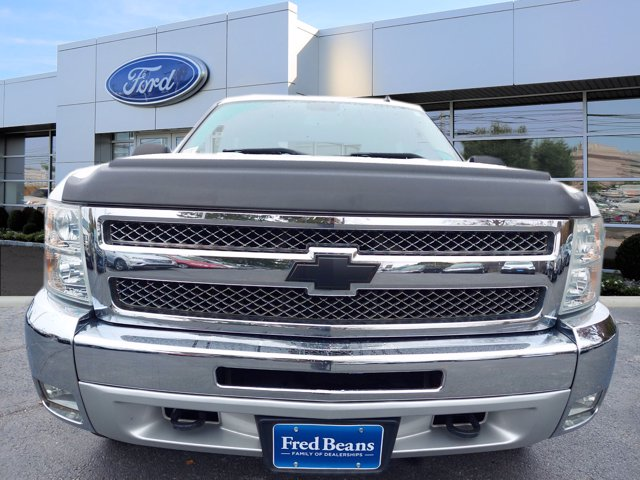 2013 Chevrolet Silverado 1500 Crew Cab 4x4, Pickup #W00941F - photo 4