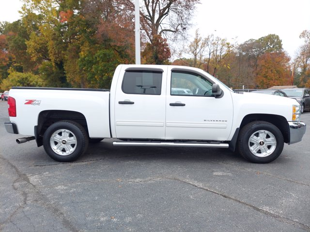2013 Chevrolet Silverado 1500 Crew Cab 4x4, Pickup #W00941F - photo 7