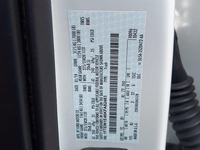 2019 Ford F-150 SuperCrew Cab 4x4, Pickup #W10326F - photo 33