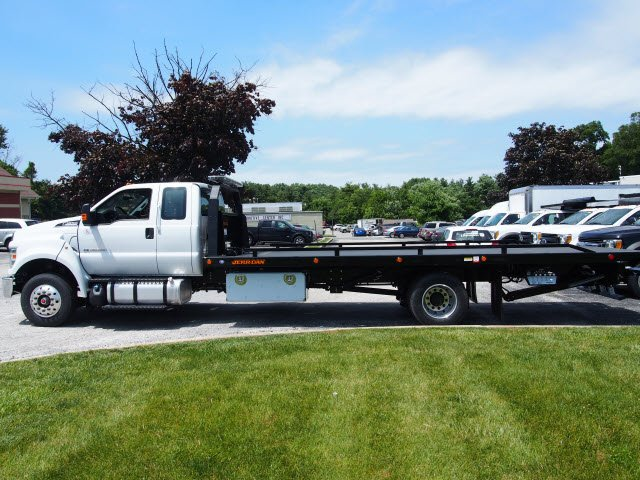 2017 F-650 Super Cab DRW, Jerr-Dan Rollback Body #W171120 - photo 5
