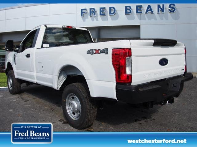 2017 F-250 Regular Cab 4x4 Pickup #W171785 - photo 2