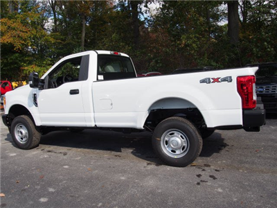 2017 F-250 Regular Cab 4x4 Pickup #W171785 - photo 5
