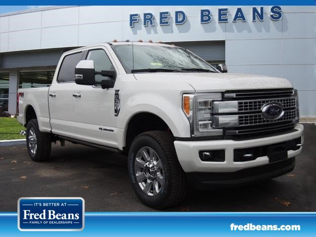 2017 F-350 Crew Cab 4x4, Pickup #W171839 - photo 3