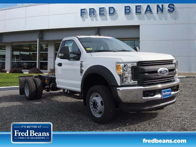 2017 F-450 Regular Cab DRW 4x4, Cab Chassis #W17450 - photo 3