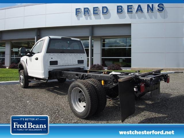 2017 F-450 Regular Cab DRW 4x4, Cab Chassis #W17450 - photo 2