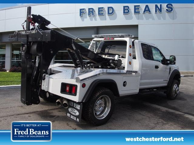 2017 F-550 Super Cab DRW 4x4, Jerr-Dan Wrecker Body #W17625 - photo 4
