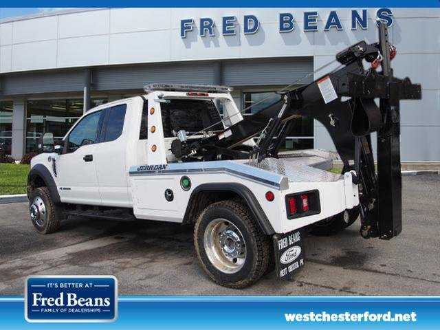 2017 F-550 Super Cab DRW 4x4, Jerr-Dan Wrecker Body #W17625 - photo 2