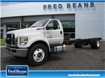2017 F-650 Regular Cab, Cab Chassis #W17959 - photo 1