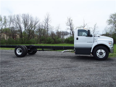 2017 F-650 Regular Cab Cab Chassis #W17971 - photo 7