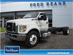2017 F-650 Regular Cab Cab Chassis #W17971 - photo 1