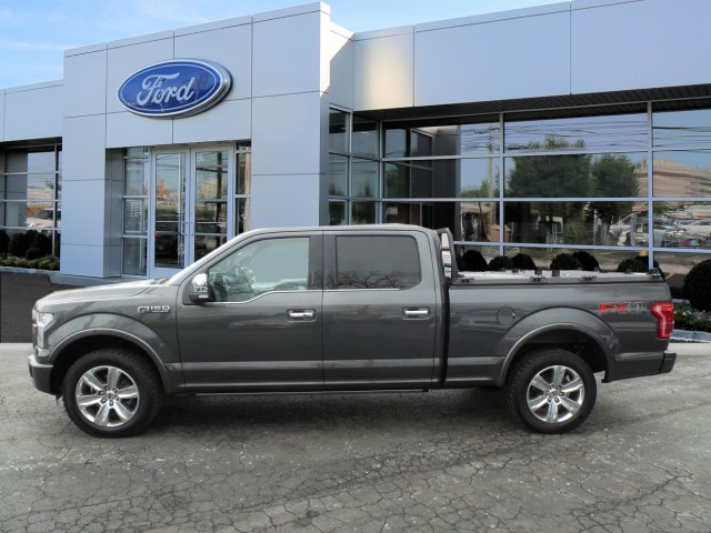 2016 F-150 Super Cab 4x4, Pickup #W17990A - photo 2