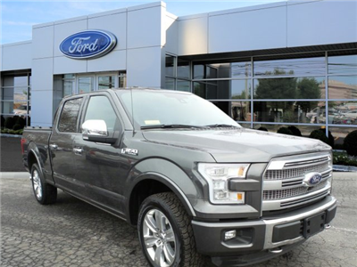 2016 F-150 Super Cab 4x4, Pickup #W17990A - photo 5