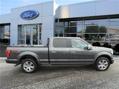 2016 F-150 Super Cab 4x4, Pickup #W17990A - photo 3
