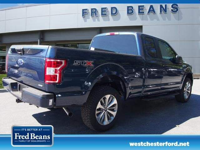 2018 F-150 Super Cab 4x4 Pickup #W18019 - photo 12