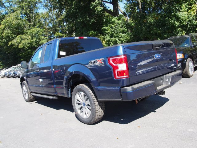 2018 F-150 Super Cab 4x4 Pickup #W18019 - photo 3