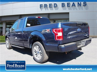 2018 F-150 Super Cab 4x4 Pickup #W18019 - photo 13