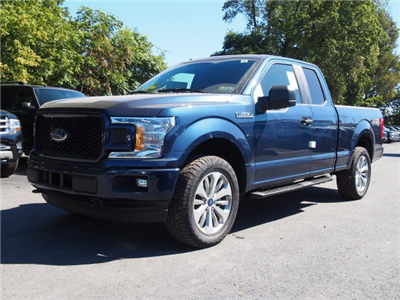 2018 F-150 Super Cab 4x4 Pickup #W18019 - photo 4