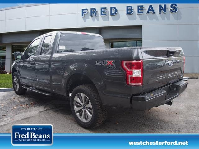 2018 F-150 Super Cab 4x4 Pickup #W18051 - photo 2