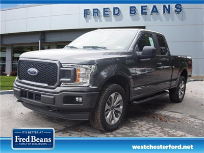 2018 F-150 Super Cab 4x4 Pickup #W18051 - photo 1