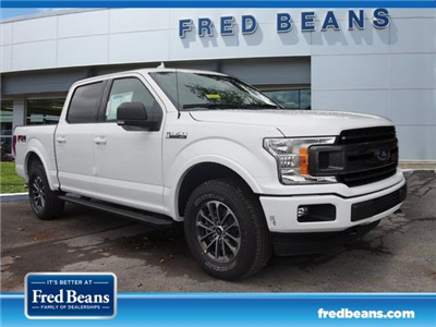 2018 F-150 Crew Cab 4x4 Pickup #W18053 - photo 9