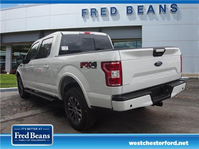 2018 F-150 Crew Cab 4x4 Pickup #W18053 - photo 2
