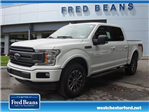 2018 F-150 Crew Cab 4x4 Pickup #W18053 - photo 1