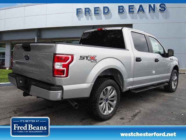 2018 F-150 Crew Cab 4x4 Pickup #W18062 - photo 4