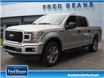 2018 F-150 Crew Cab 4x4 Pickup #W18062 - photo 1