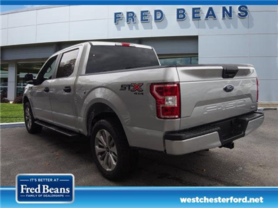 2018 F-150 Crew Cab 4x4, Pickup #W18067 - photo 2