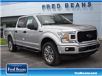 2018 F-150 Crew Cab 4x4, Pickup #W18067 - photo 3