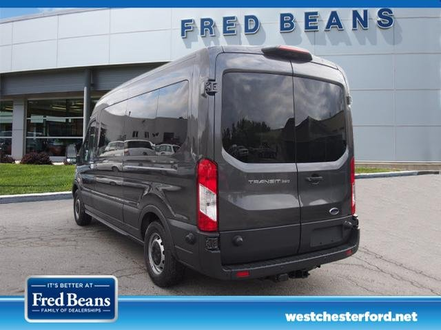 2018 Transit 350 Med Roof, Passenger Wagon #W18097 - photo 2