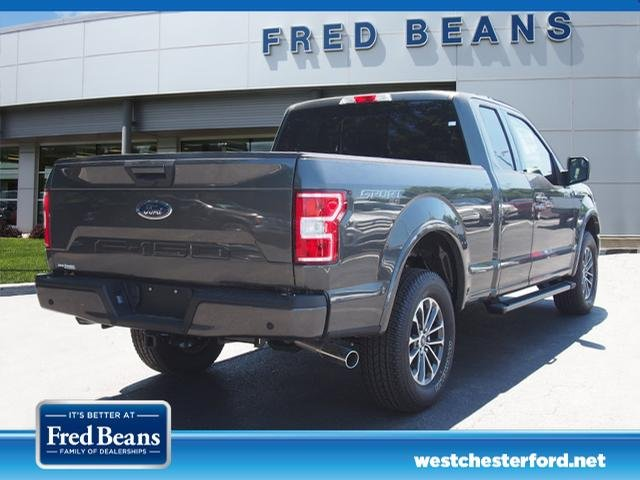 2018 F-150 Super Cab 4x4,  Pickup #W181019 - photo 2