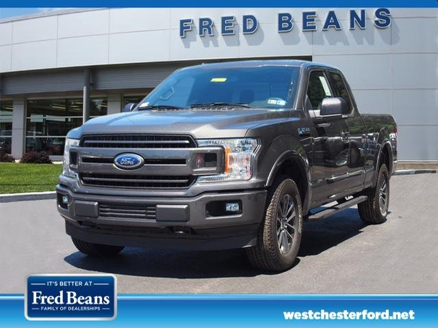 2018 F-150 Super Cab 4x4,  Pickup #W181019 - photo 10