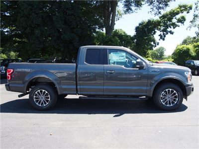 2018 F-150 Super Cab 4x4,  Pickup #W181019 - photo 4