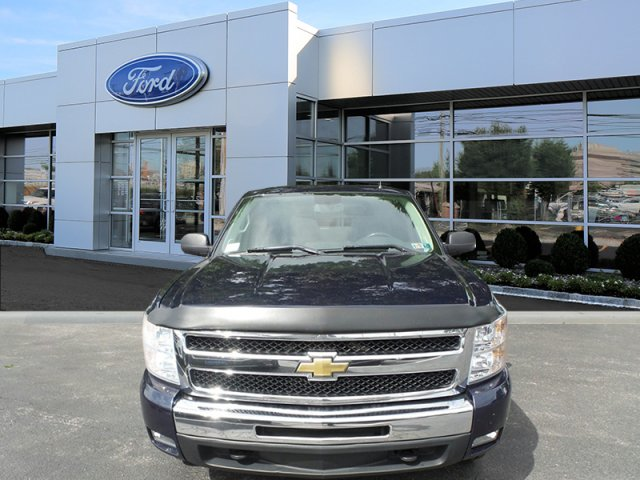 2011 Silverado 1500 Extended Cab 4x4,  Pickup #W181038E - photo 4