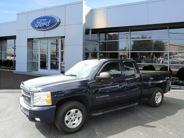 2011 Silverado 1500 Extended Cab 4x4,  Pickup #W181038E - photo 1
