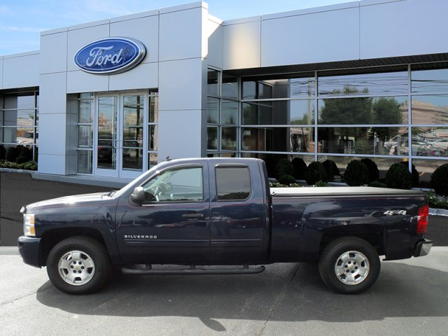 2011 Silverado 1500 Extended Cab 4x4,  Pickup #W181038E - photo 6