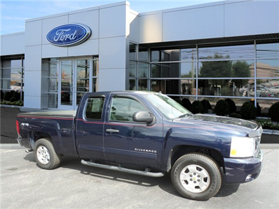 2011 Silverado 1500 Extended Cab 4x4,  Pickup #W181038E - photo 3