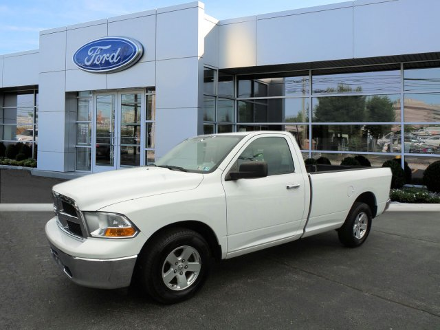 2012 Ram 1500 Regular Cab 4x2,  Pickup #W181149E - photo 3