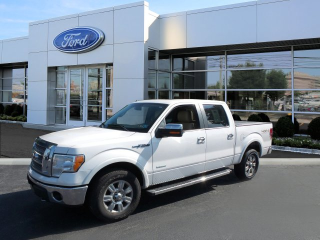 2011 F-150 Super Cab 4x4,  Pickup #W181156E - photo 3